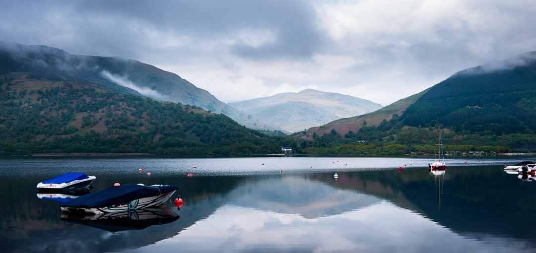 Inverbeg Loch Lomond
