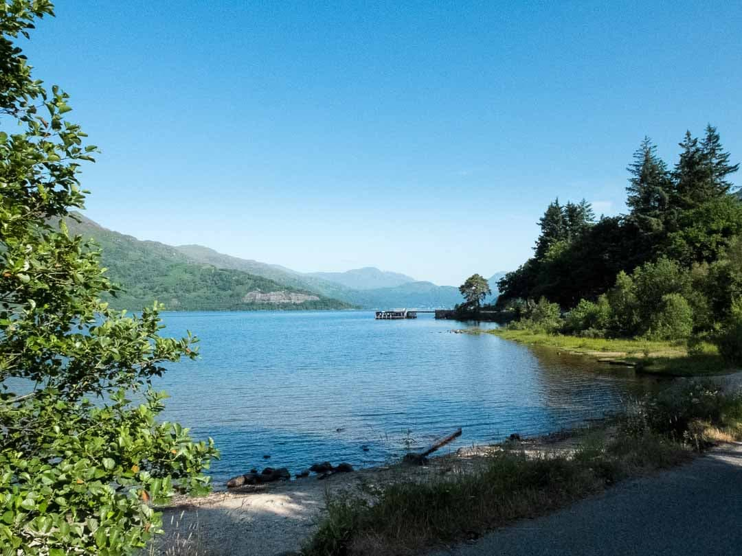 Rowardennan Loch Lomond