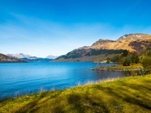 Ben Lomond by Loch Lomond
